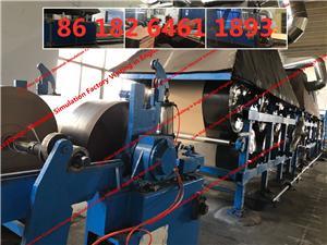 چین yawei ایمان برانڈ evaporative کے چھتے کولنگ پیڈ کی پیداوار لائن D