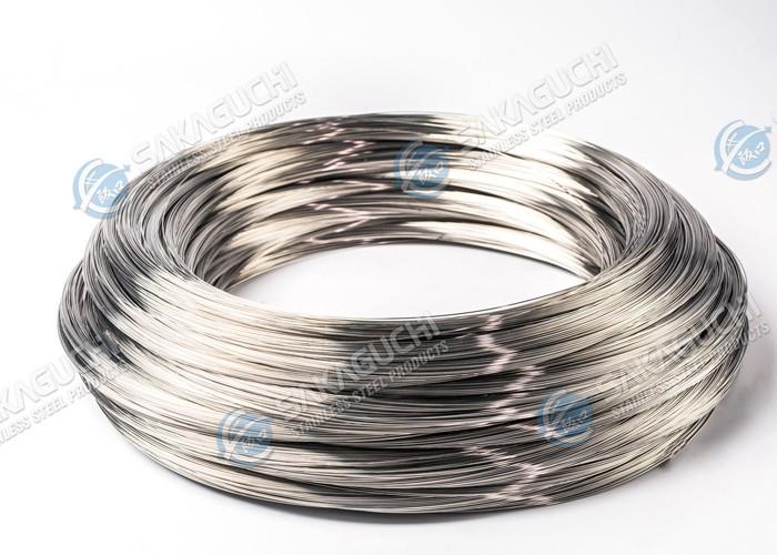 Baguette de soudage / électrode en acier inoxydable