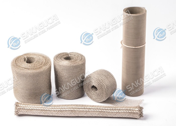 Knitted Stainless Steel Wire Mesh Manufacturers, Knitted Stainless Steel Wire Mesh Factory, Supply Knitted Stainless Steel Wire Mesh