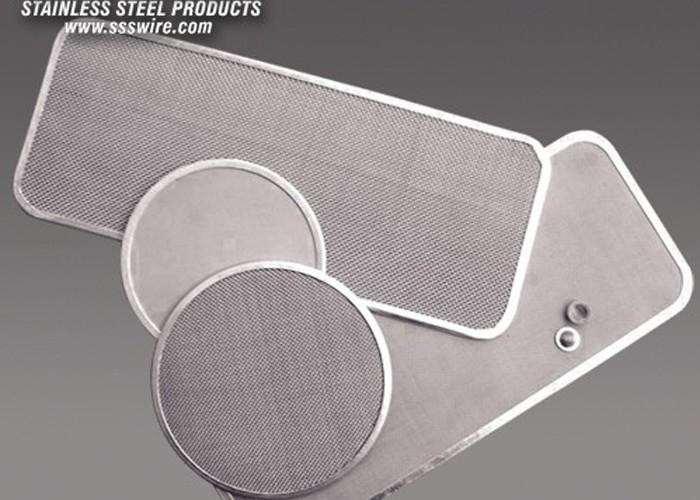 تصفية الفولاذ المقاوم للصدأ