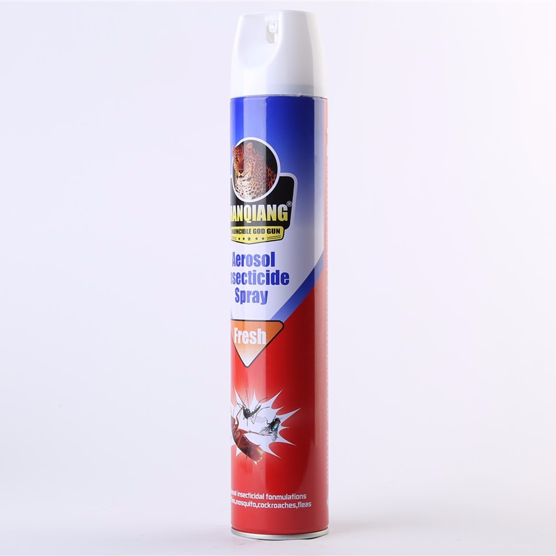 Rapid Killing Aerosol Insecticide / Insecticide Spray / Pest Control Spray