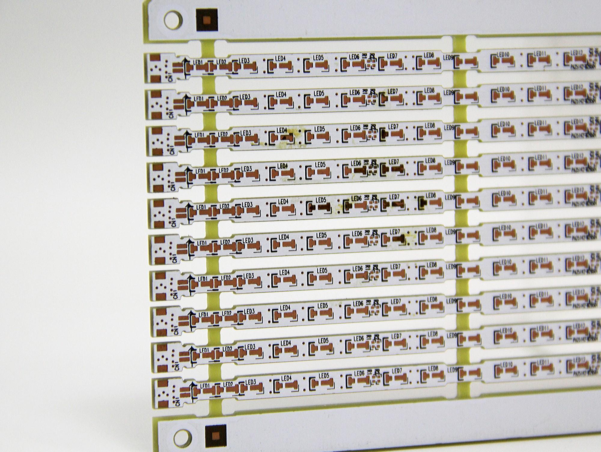 Mixed FR4+AL Pcb Manufacturers, Mixed FR4+AL Pcb Factory, Supply Mixed FR4+AL Pcb
