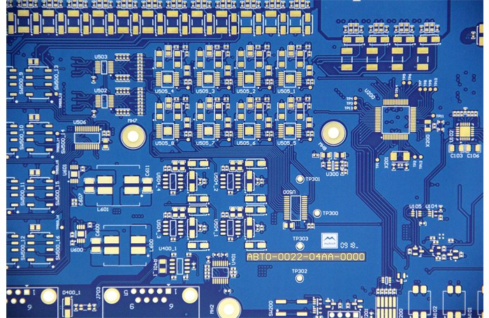 14 Layer FR4 PCB Board For Aerospace Security Industry