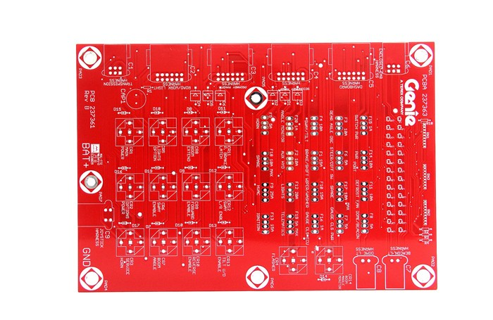 12 Layer Medical Automotive IOT PCB Circuit Board