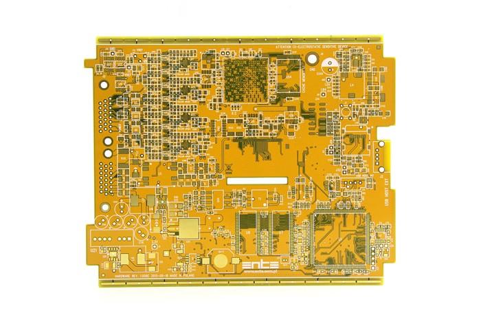 Security Surveillance Device OSP PCB Board