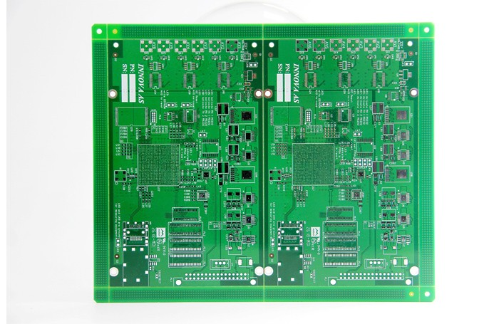 14 Layer Industrial Control Blind Buried PCB Board