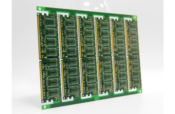 6 Layer Rogers4350 FR4 ENIG PCB Board For Communication