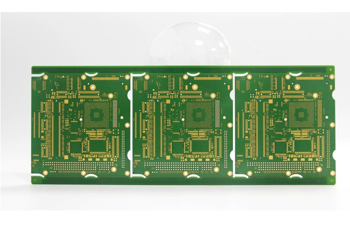 4 Layer High Density FR4 PCB Board For Security Surveillance