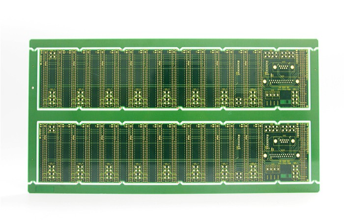 10 Layer HDI ENIG High Density PCB Consumer Electronics