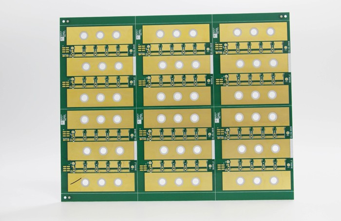 Industrial Controlled Flash Gold PCB
