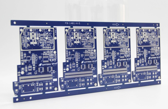 Pcb With Fine Track