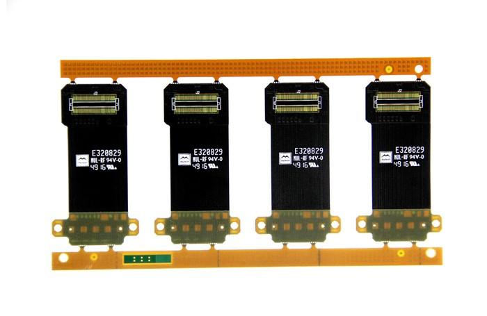 Industrial Control Medical 12 Layer Rigid Flex ENIG PCB