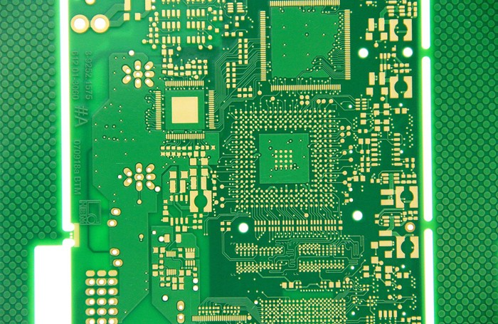 16 Layer ENIG High Tg PCB Board For Industrial Control