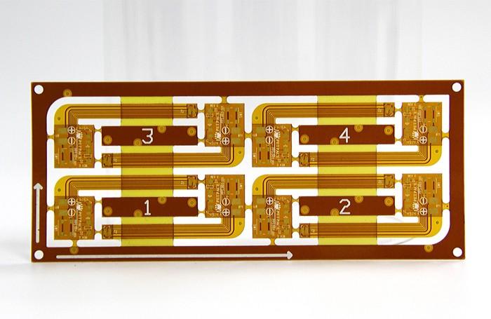 4-layer Flex ENIG PCB