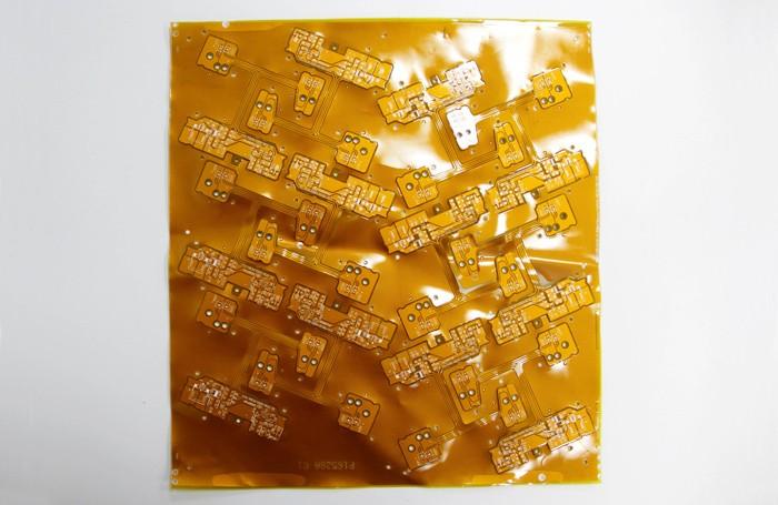 FR4+PI Flex PCB For LCD Monitor