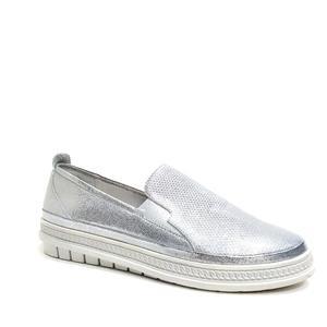 أحذية جلدية بيضاء تنس المرأة بارد أحذية رياضية بيضاء