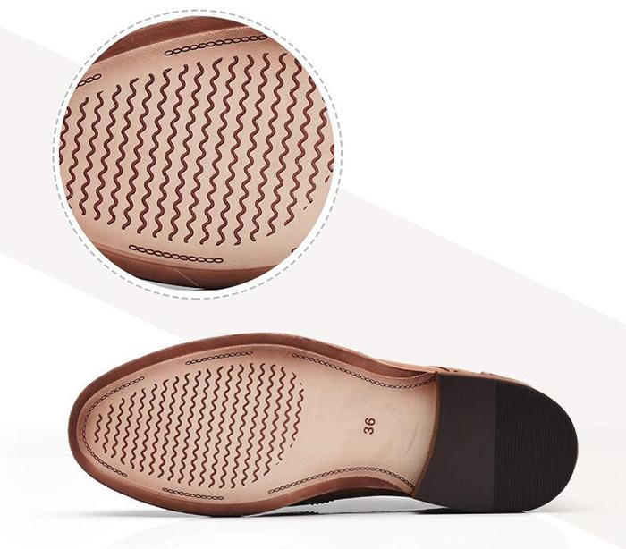 옥스포드 신발 여성