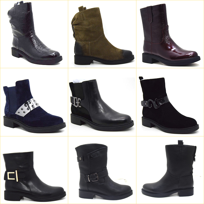 fury ankle boots