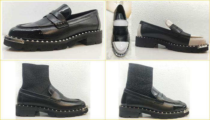 side-zip combat boots