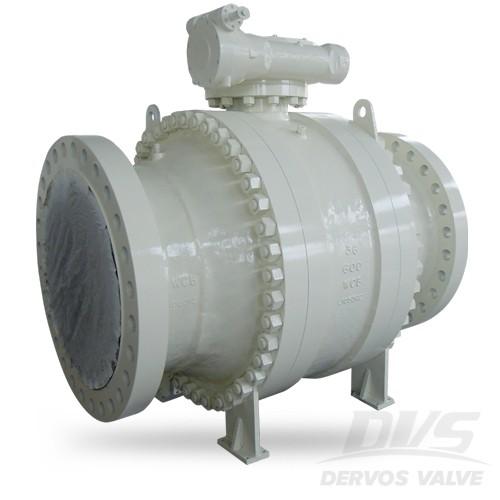 Сферичен клапан WCB 36 инчов 600 LB с три части