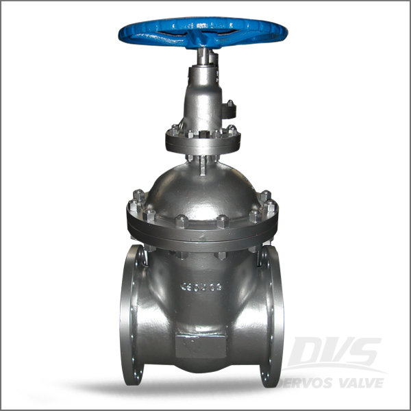 6 Inch Resilient Wedge Gate Valve