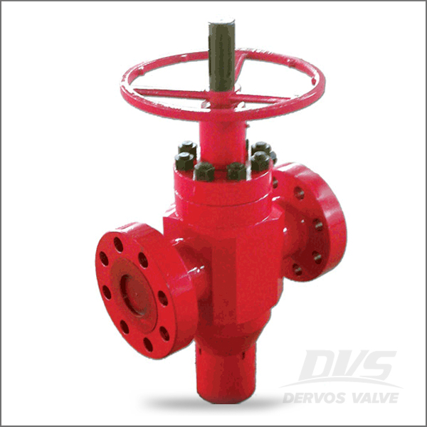 3-1/8'' DD Wellhead Gate Valve