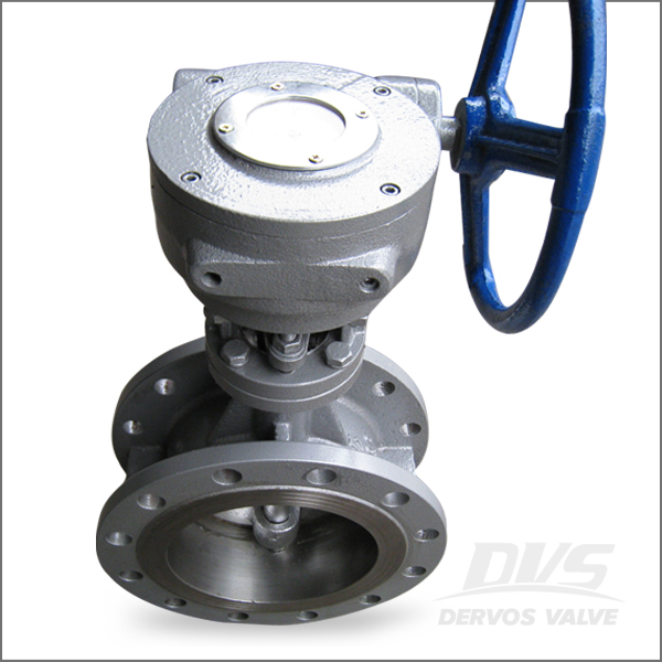 150LB RF Stainless Steel Butterfly Valve