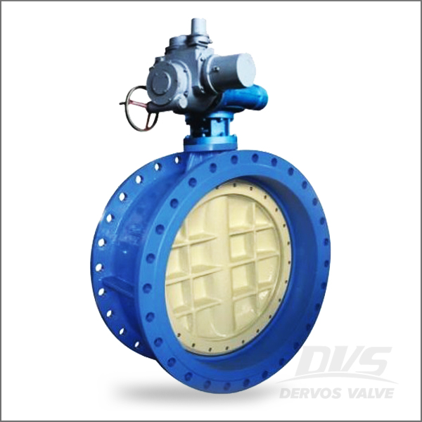 Class 150 Ductile Iron Butterfly Valve