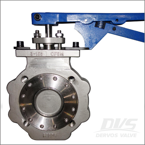 150 LB Double Offset Butterfly Valve