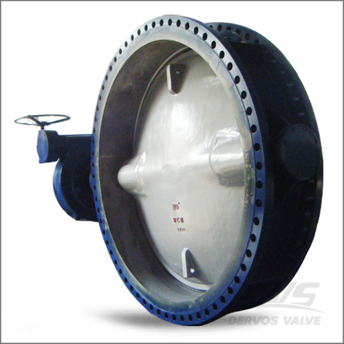 WCB PN6 Concentric Butterfly Valve