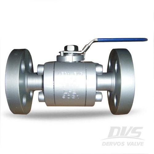 LF2 Плаващ сферичен клапан 3 инча 600 LB Работа на лоста