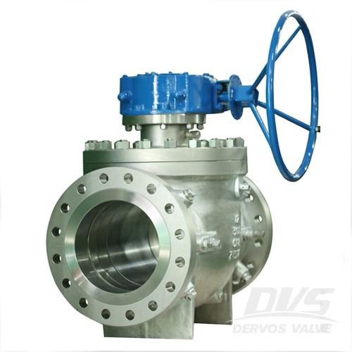 Топ Входящ сферичен вентил CF8 12 инчов CL150 КАТО МЕН B16.10