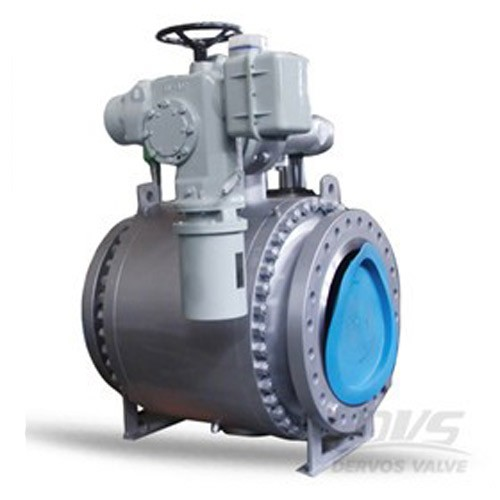 Electric Actuated Ball Valve 14 Inch CL300 Reduced Bore Manufacturers, Electric Actuated Ball Valve 14 Inch CL300 Reduced Bore Factory, Supply Electric Actuated Ball Valve 14 Inch CL300 Reduced Bore