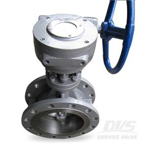 Stainless Steel Butterfly Valve 8 Inch 150LB RF Gearbox