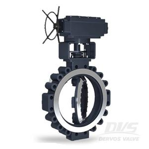 Triple Eccentric Butterfly Valve 20 Inch Carbon Steel