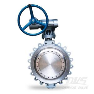 Triple Offset Butterfly Valve Lug Type 16 Inch CF8M