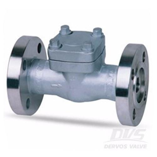 Контролен клапан с ковано желязо API 602 1 инч CL150 RF