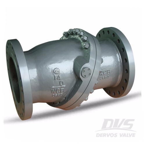 Tilting Disc Check Valve 14 Inch Class 150 RF WCB