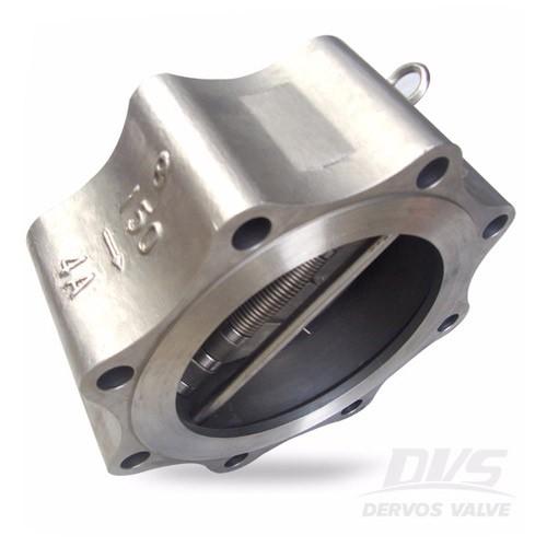 API 594 Двоен пластинчат предпазен клапан 4A 8 инч 150 LB