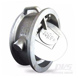 Single Disc Wafer Check Valve WCB 20 Inch CL150