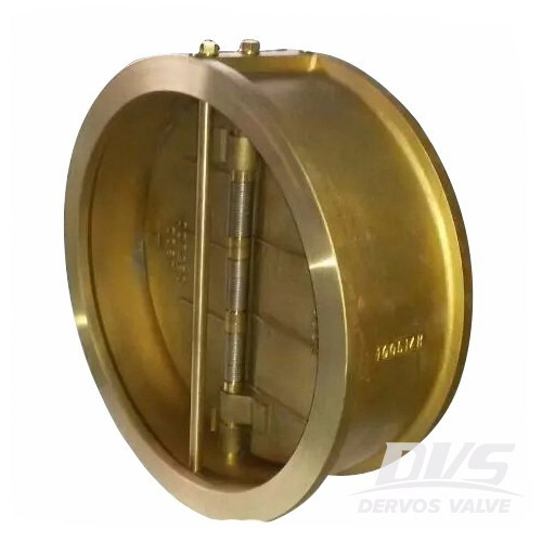 Wafer Check Valve Al Bronze C95800 API 594 36 Inch CL150