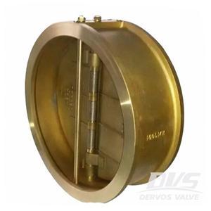 Wafer Check Valve Al Bronze C95800 API 594 36 Inch CL150