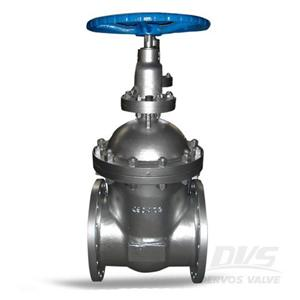 Non Rising Stem Gate Valve 6 Inch 150LB Resilient Wedge