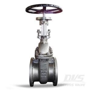 Stainless Steel CF8M Gate Valve DN200 PN16 Handwheel