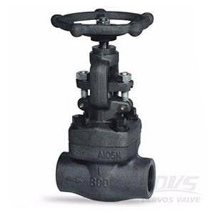 1 Inch CL800 Socket Weld Globe Vavle A105N ASME B16.34