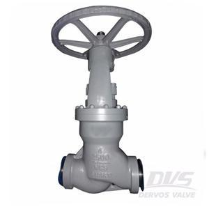 Сплав от стомана Земно кълбо клапан WC9 приклад заварка 4-инчов CL2500