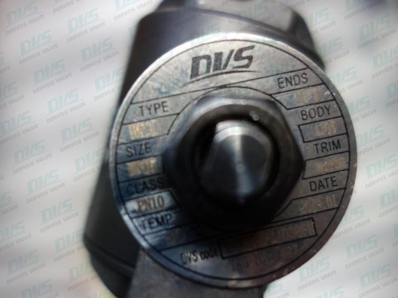 DN15 PN16 A105 Ball Valve