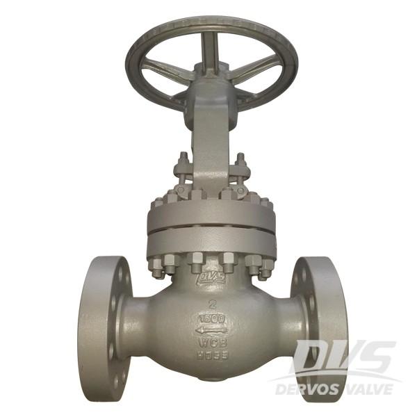 Кован стоманен портален клапан OSY DN300 PN25