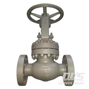 Forged Steel Gate Valve OSY DN300 PN25