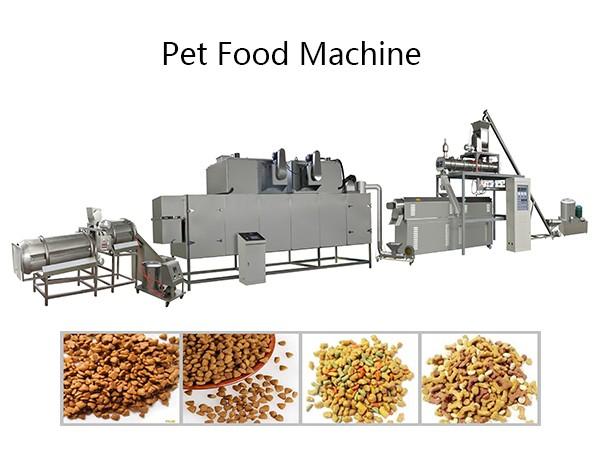 Máquina de alimentos para animais de estimação